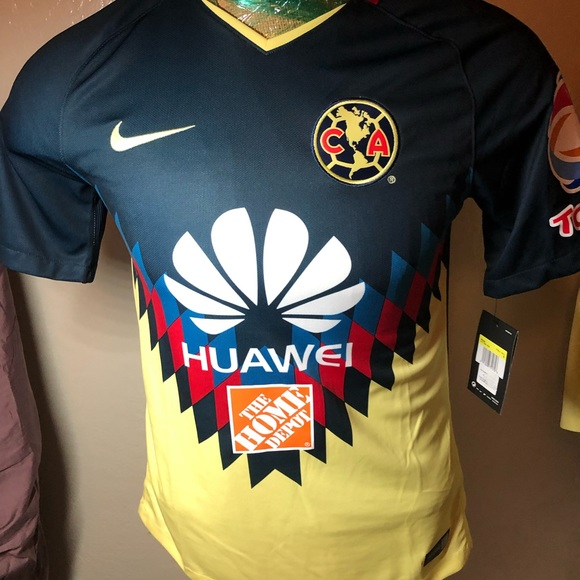 outlet store 98247 23c7d Liga MX club America futbol soccer jersey small